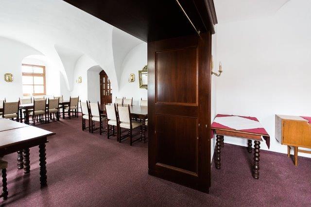 Durchgang Saal 2 und 3