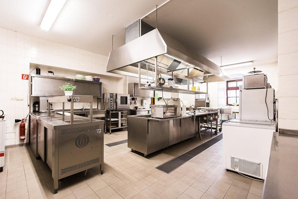 Mietküche Produktionsküche