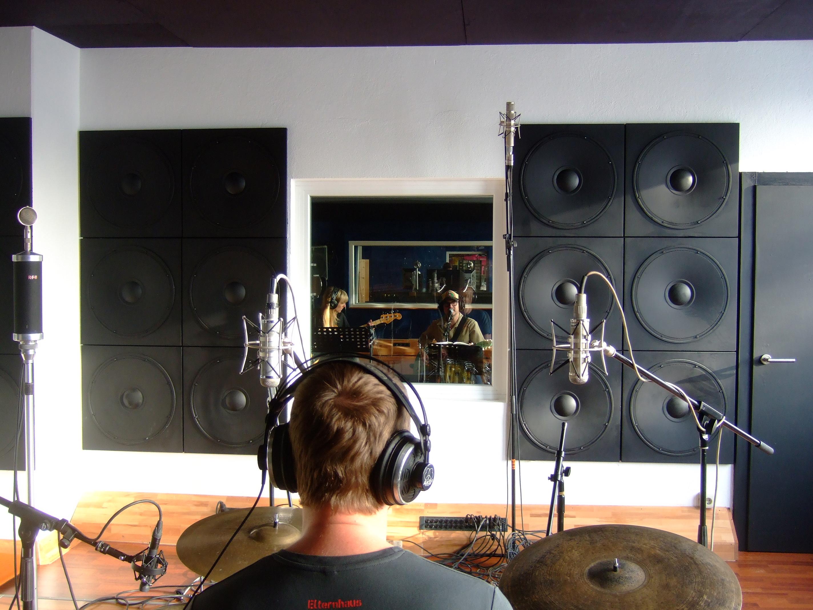 blick aus drumroom